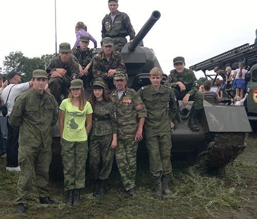 Проблемы военно-патриотического воспитания и допризывной подготовки граждан к военной службе в Российской Федерации