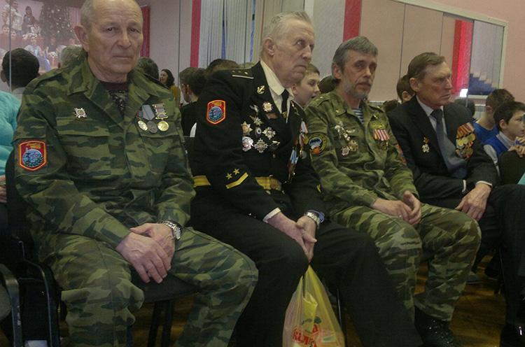 В Центре содействия семейному устройству прошли мероприятия, посвященные Дню защитника Отечества